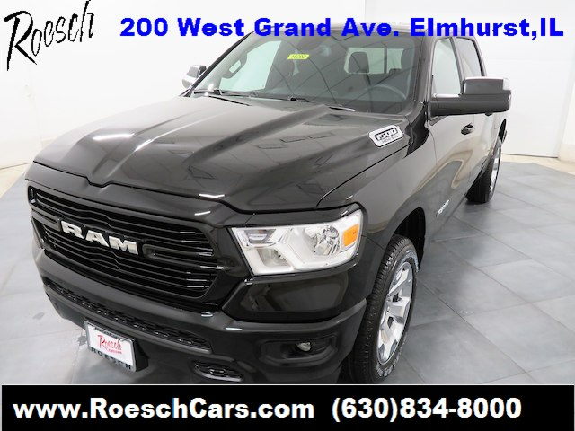 2019 Ram 1500 Crew Cab 4x4,  Pickup #16302 - photo 1