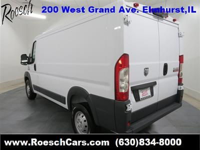 2018 ProMaster 1500 Standard Roof FWD,  Empty Cargo Van #16320 - photo 9