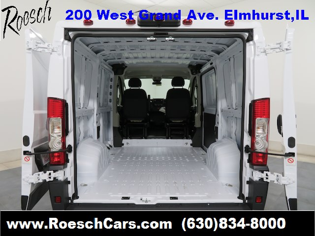 2018 ProMaster 1500 Standard Roof FWD,  Empty Cargo Van #16321 - photo 2