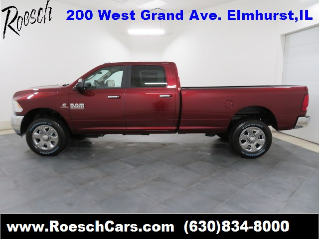 2018 Ram 2500 Crew Cab 4x4,  Pickup #16341 - photo 7