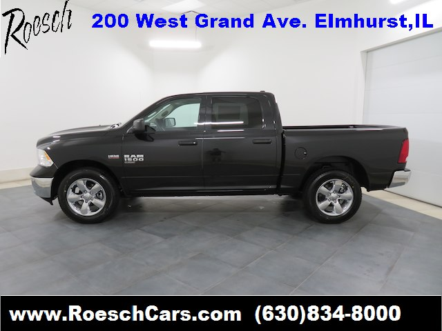 2019 Ram 1500 Crew Cab 4x4,  Pickup #16379 - photo 7