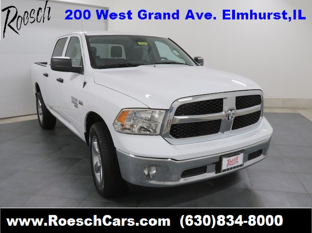 2019 Ram 1500 Crew Cab 4x4,  Pickup #16390 - photo 3