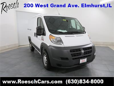 2018 ProMaster 1500 Standard Roof FWD,  Empty Cargo Van #16393 - photo 3