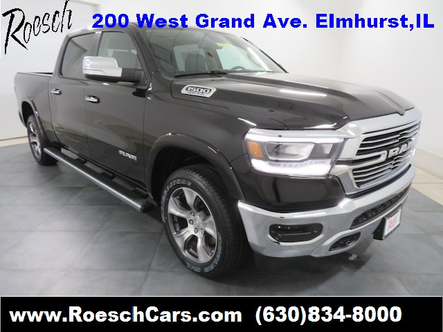 2019 Ram 1500 Crew Cab 4x4,  Pickup #16414 - photo 3