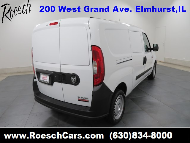 2018 ProMaster City FWD,  Empty Cargo Van #16423 - photo 8
