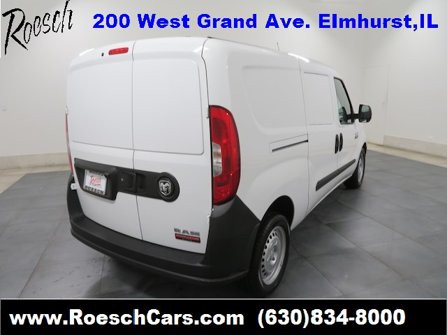 2018 ProMaster City FWD,  Empty Cargo Van #16424 - photo 8