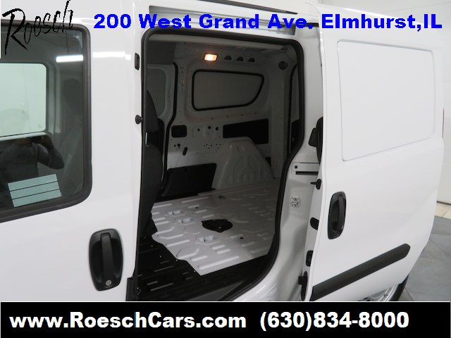 2018 ProMaster City FWD,  Empty Cargo Van #16425 - photo 24