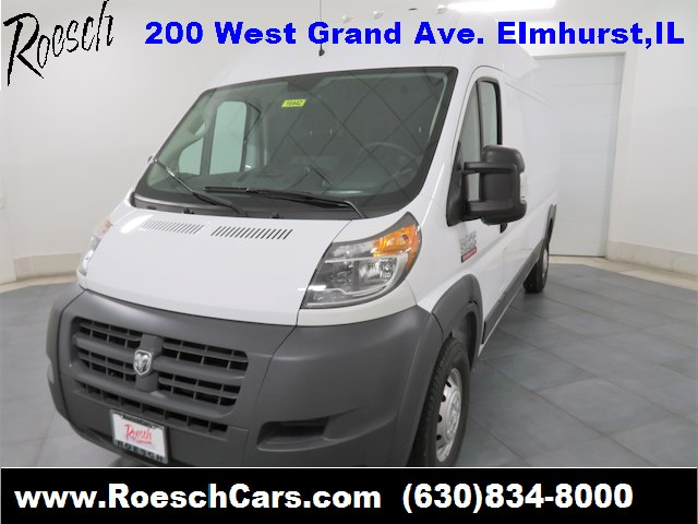 2018 ProMaster 2500 High Roof FWD,  Empty Cargo Van #16442 - photo 1