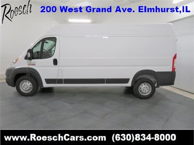 2018 ProMaster 2500 High Roof FWD,  Empty Cargo Van #16442 - photo 7