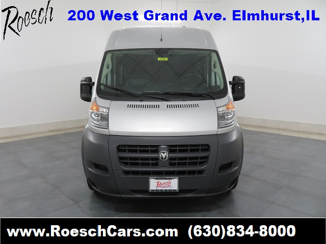 2018 ProMaster 3500 High Roof FWD,  Empty Cargo Van #16443 - photo 4