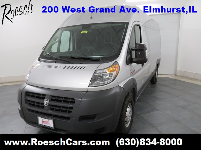 2018 ProMaster 3500 High Roof FWD,  Empty Cargo Van #16443 - photo 1