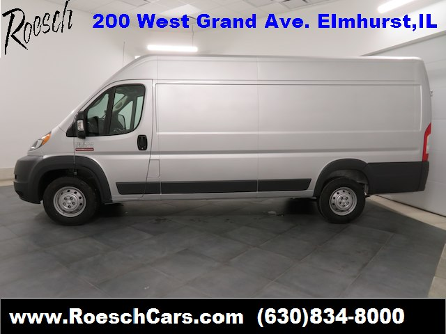 2018 ProMaster 3500 High Roof FWD,  Empty Cargo Van #16443 - photo 7