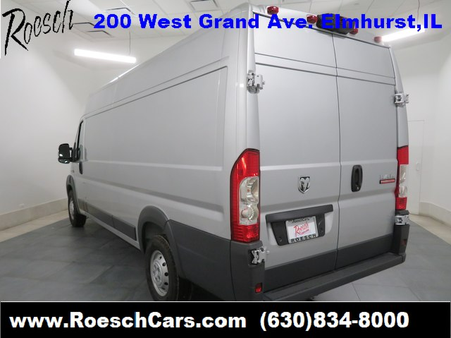 2018 ProMaster 3500 High Roof FWD,  Empty Cargo Van #16443 - photo 10