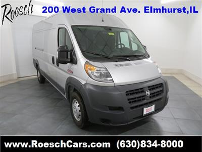 2018 ProMaster 3500 High Roof FWD,  Empty Cargo Van #16443 - photo 3