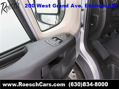 2018 ProMaster 3500 High Roof FWD,  Empty Cargo Van #16443 - photo 11