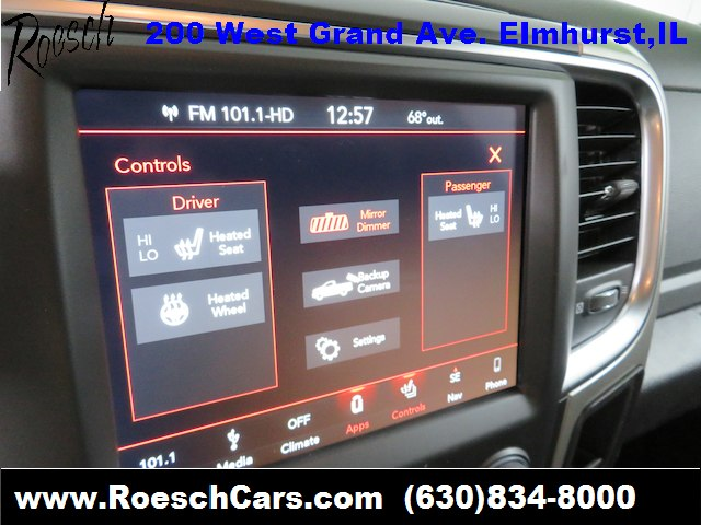 2018 Ram 2500 Crew Cab 4x4,  Pickup #16452 - photo 23