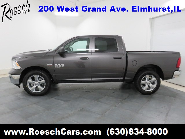 2019 Ram 1500 Crew Cab 4x4,  Pickup #16460 - photo 7