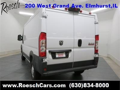 2018 ProMaster 1500 Standard Roof FWD,  Empty Cargo Van #16476 - photo 9