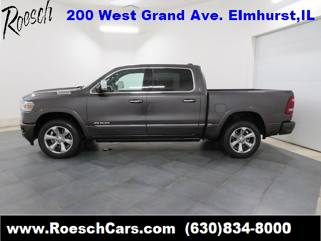 2019 Ram 1500 Crew Cab 4x4,  Pickup #16511 - photo 5