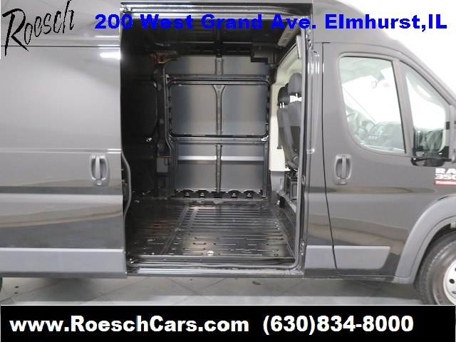 2018 ProMaster 3500 High Roof FWD,  Empty Cargo Van #16538 - photo 10