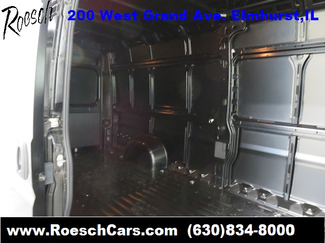 2018 ProMaster 3500 High Roof FWD,  Empty Cargo Van #16538 - photo 11