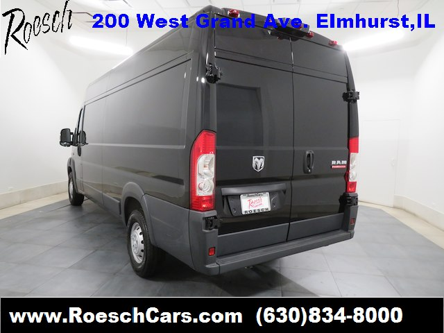 2018 ProMaster 3500 High Roof FWD,  Empty Cargo Van #16538 - photo 8