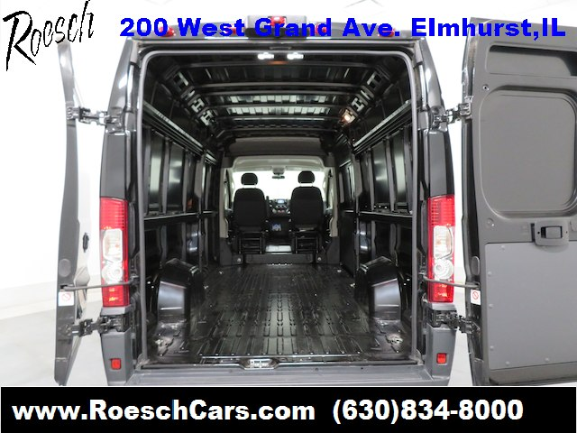 2018 ProMaster 3500 High Roof FWD,  Empty Cargo Van #16538 - photo 2