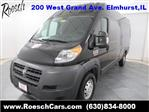 2018 ProMaster 3500 High Roof FWD,  Empty Cargo Van #16538 - photo 1