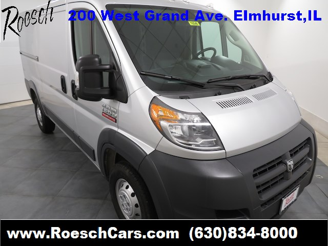 2018 ProMaster 1500 Standard Roof FWD,  Empty Cargo Van #16548 - photo 3