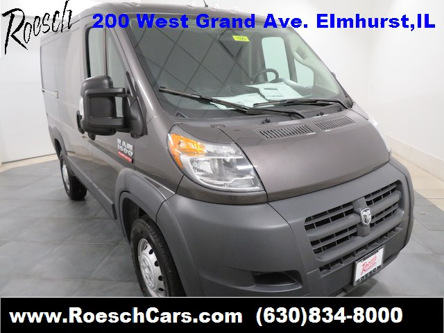 2018 ProMaster 1500 Standard Roof FWD,  Empty Cargo Van #16569 - photo 3