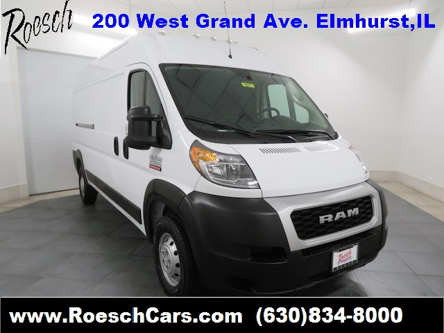 2019 ProMaster 2500 High Roof FWD,  Empty Cargo Van #16571 - photo 3