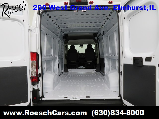 2019 ProMaster 2500 High Roof FWD,  Empty Cargo Van #16571 - photo 2