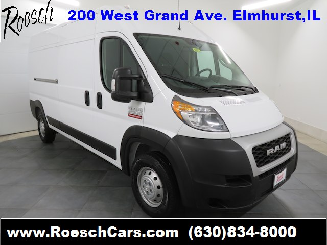2019 ProMaster 2500 High Roof FWD,  Empty Cargo Van #16572 - photo 3