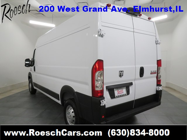 2019 ProMaster 2500 High Roof FWD,  Empty Cargo Van #16572 - photo 8