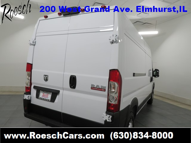 2019 ProMaster 2500 High Roof FWD,  Empty Cargo Van #16572 - photo 9