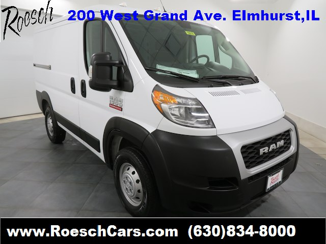 2019 ProMaster 1500 Standard Roof FWD,  Empty Cargo Van #16618 - photo 3