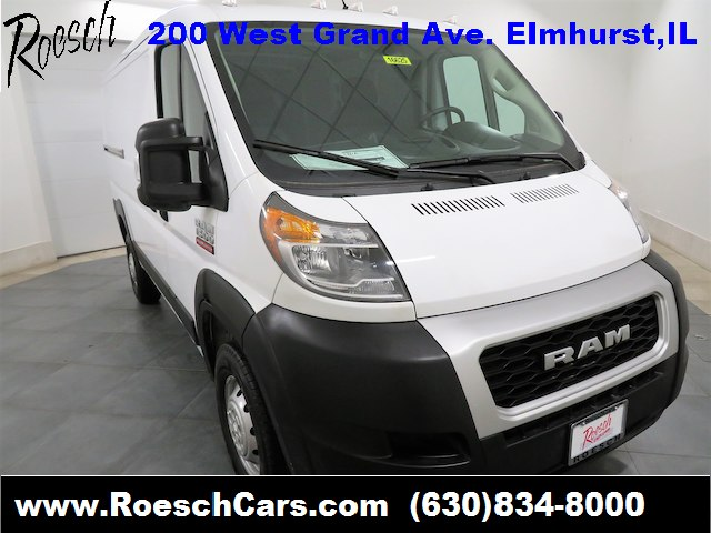 2019 ProMaster 1500 Standard Roof FWD,  Empty Cargo Van #16625 - photo 3