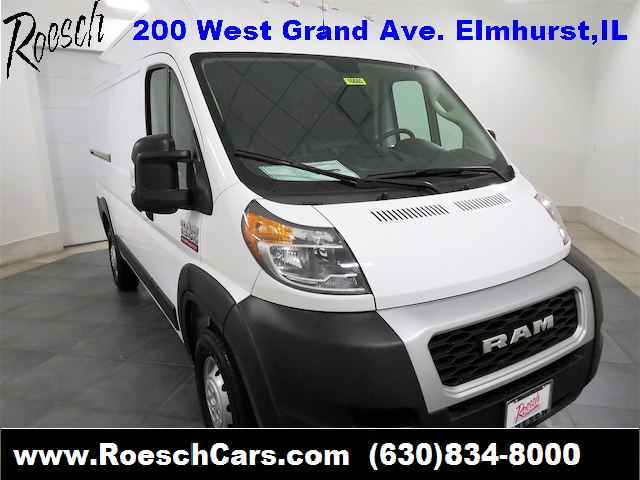 2019 ProMaster 1500 High Roof FWD,  Empty Cargo Van #16680 - photo 3
