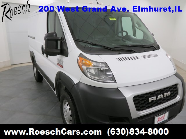 2019 ProMaster 1500 Standard Roof FWD,  Empty Cargo Van #16681 - photo 3