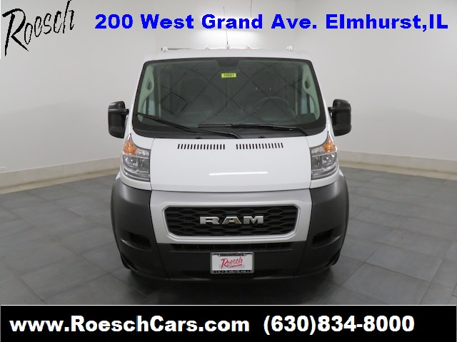 2019 ProMaster 1500 Standard Roof FWD,  Empty Cargo Van #16681 - photo 4