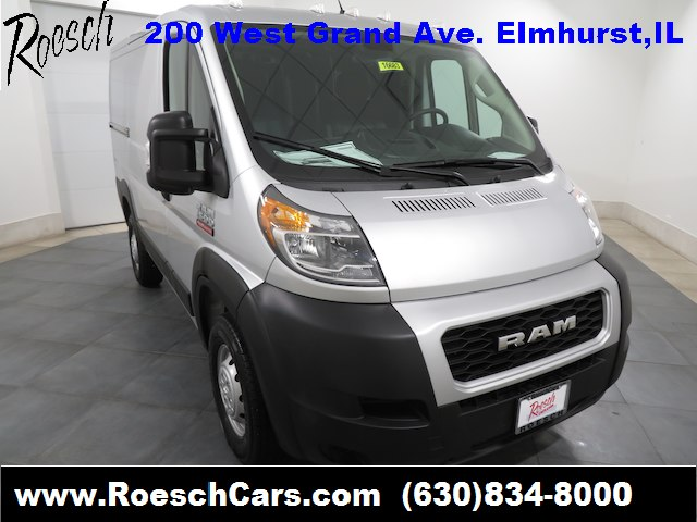 2019 ProMaster 1500 Standard Roof FWD,  Empty Cargo Van #16683 - photo 3