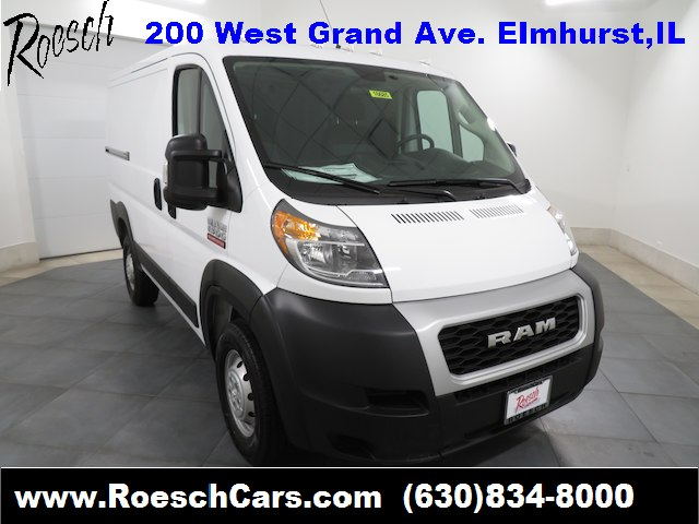 2019 ProMaster 1500 Standard Roof FWD,  Empty Cargo Van #16685 - photo 3