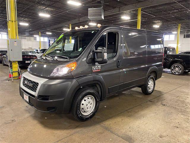 2019 ProMaster 1500 Standard Roof FWD,  Empty Cargo Van #16686 - photo 6