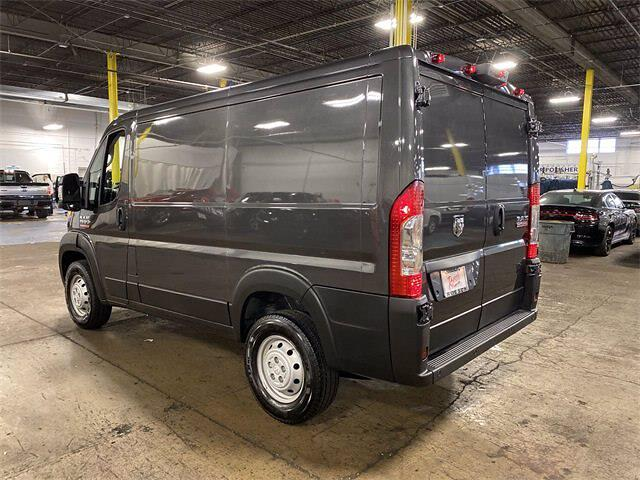2019 ProMaster 1500 Standard Roof FWD,  Empty Cargo Van #16686 - photo 8