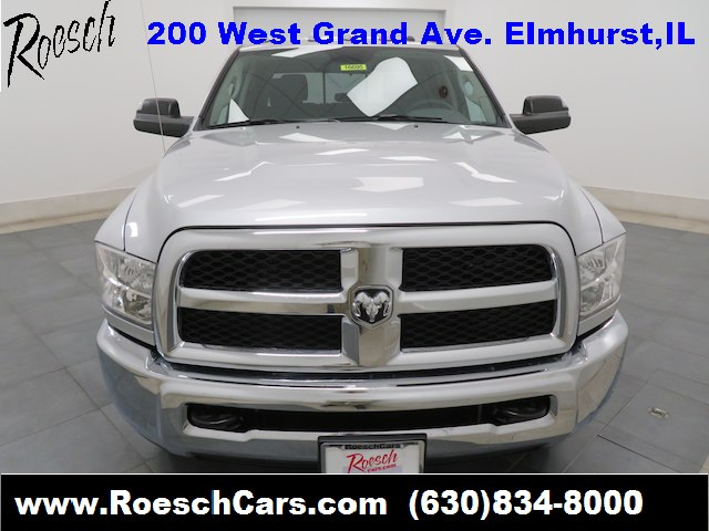 2018 Ram 3500 Crew Cab DRW 4x4,  Pickup #16695 - photo 4