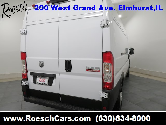 2019 ProMaster 3500 High Roof FWD,  Empty Cargo Van #16705 - photo 13