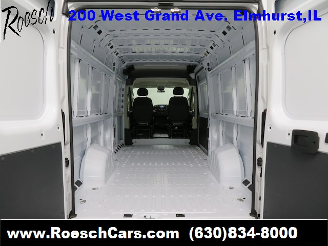 2019 ProMaster 3500 High Roof FWD,  Empty Cargo Van #16705 - photo 2