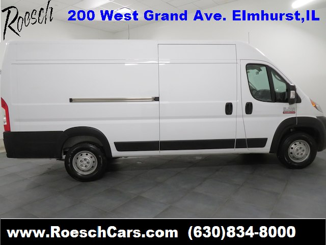 2019 ProMaster 3500 High Roof FWD,  Empty Cargo Van #16705 - photo 14