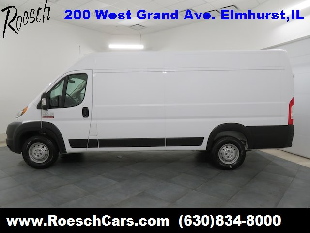 2019 ProMaster 3500 High Roof FWD,  Empty Cargo Van #16705 - photo 7