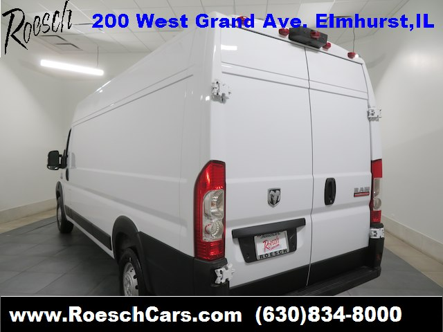 2019 ProMaster 3500 High Roof FWD,  Empty Cargo Van #16705 - photo 10